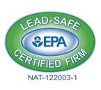 EPA Lead-Safe Certified Firm Logo