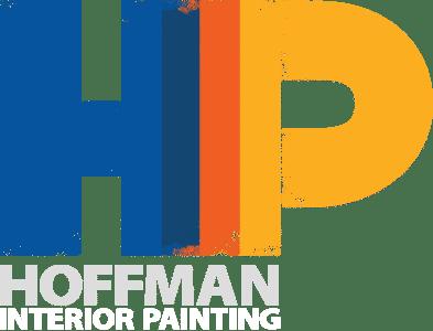 Hoffman Painting Logo White