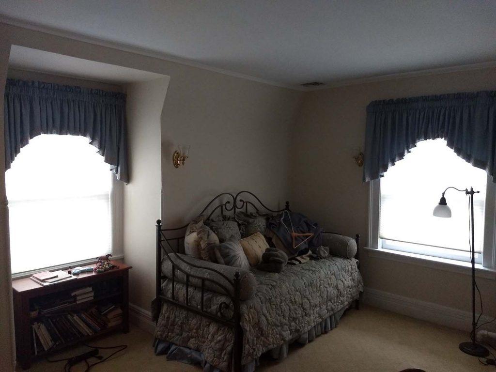 Guest room fini