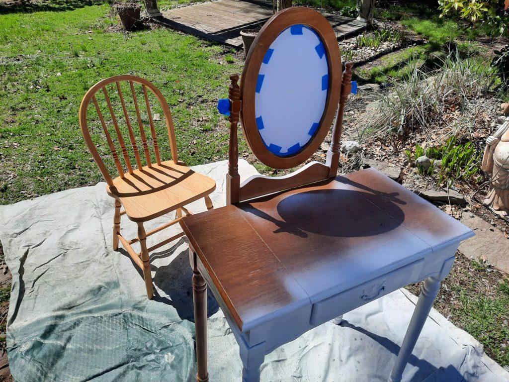 Furniture prep